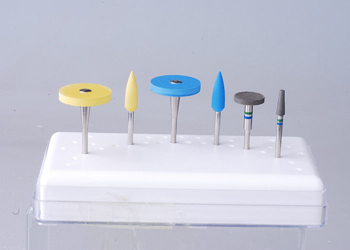 Colorful  Composite Dental Polishing Burs for Dental Zirconia Blank