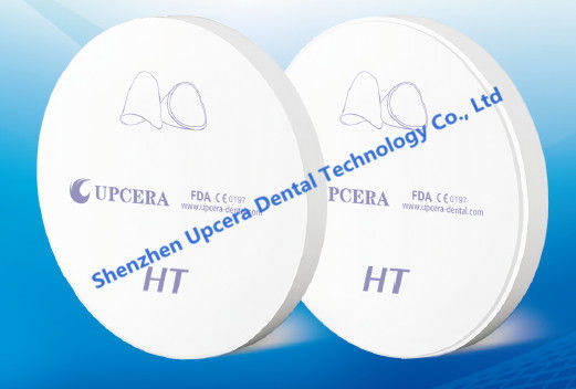 Zirconia Ceramic Dental Laboratory Products For CAD/CAM System Compatible